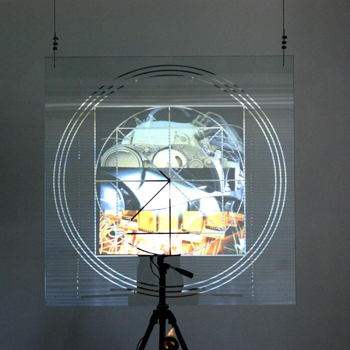 Omegasimulator, Mattscheibe, AION, BBK Koeln, 2011