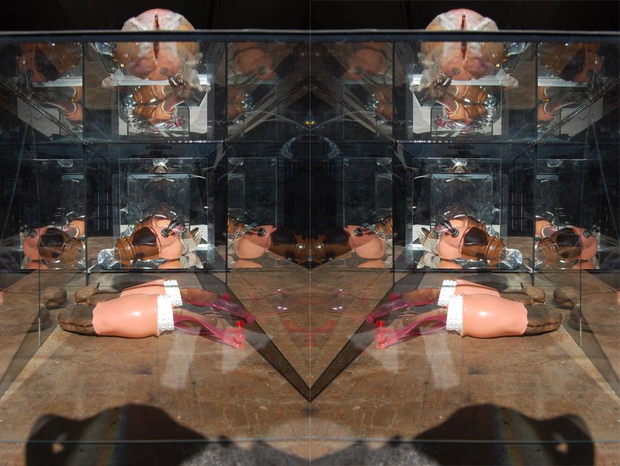 Stefan Zoellner Spiegelraum