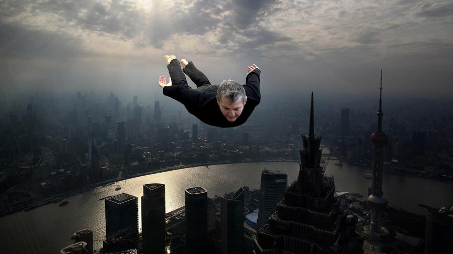 Stefan Zoellner Oneironaut Shanghai